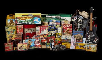 Online Only Toy Auction